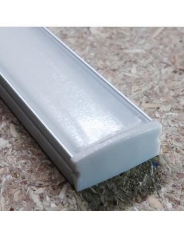 Linear LED Profile 90mm for 12mm strips, modular 1.2m set