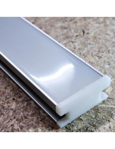 Boden Vertieft Extrusion height 8.5mm (1m)