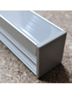 Floor Recessed Extrusion height 25.9mm (1m)