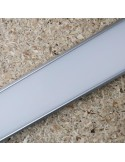 Trimless recessed LED profile extrusion L1000*W26.1*H9.9mm