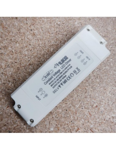 0-10V Dimmable LED Strip Driver 24V 40W IP40