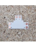 T Shape strip PCB (single colour, 2 pin) 10mm