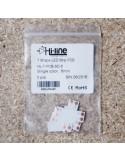 T Shape LED strip PCB for 8mm connectors
