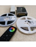 10 meters RGBW LED Strip Kit RGB+Warm (Basic)