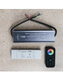RGBW LED Strip Kit RGB+Warm white 10m 200W PSU