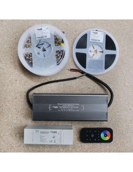 20 meters RGBW LED Strip Kit RGB+Warm (Basic)