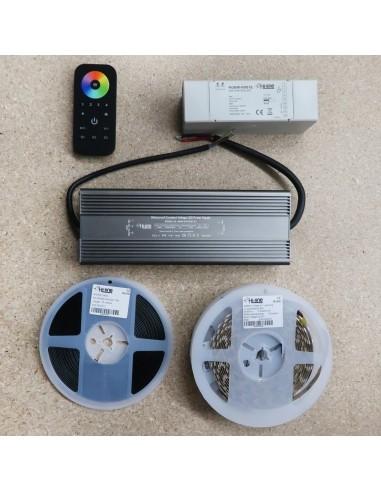 RGBW LED Strip Kit RGB+Natural white 20m kit