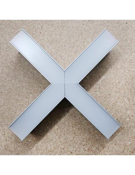 X Shape module for 4266 LED Profile Systems