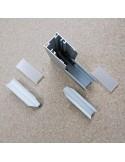 LED PROFILE ( L ) SHAPE