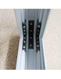 Linear LED Profile Modular Corner (internal)