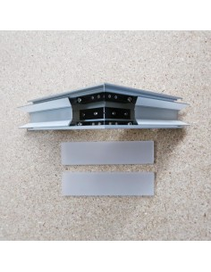 LED PROFILE ( L ) SHAPE