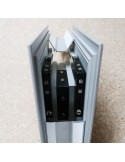 Linear LED Profile Modular External Corner
