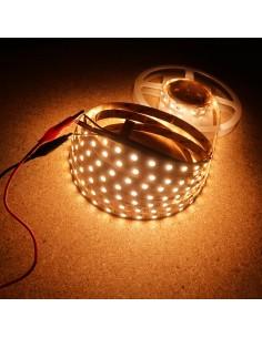 RGBW LED Strip (RGB+WW) 12V-14.4W/m- IP00-CRI80-12mm/2oz PCB-5m Roll