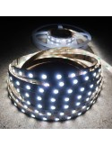 RGBW LED Strip (RGB+CW) 12V-14.4W/m- IP00-CRI80-12mm/2oz PCB-5m Roll