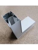 Linear LED Profile Modular Corner