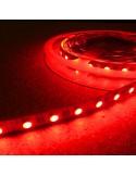 RGBW LED-Streifen (RGB+NW) 12V-14,4W/m- IP00-CRI80-12mm/2oz PCB-5m Rolle