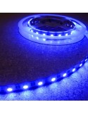 RGBW LED-Streifen (RGB+CW) 12V-14,4W/m- IP00-CRI80-12mm/2oz PCB-5m Rolle