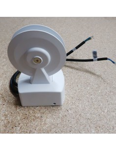 360° blade LED effect light RGBW DMX512, surface mount