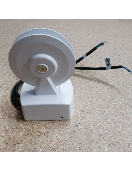 360° blade LED effect light - RGBW - DMX512 - IP65 - 20W - 24V - Surface mount