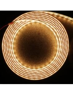 Natürliches Weiß LED-Streifen 24V-14,4W/m- IP68-CRI80-SMD2835