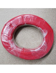 2 cores Red/Black LED strip wire AWG 18, 500m roll