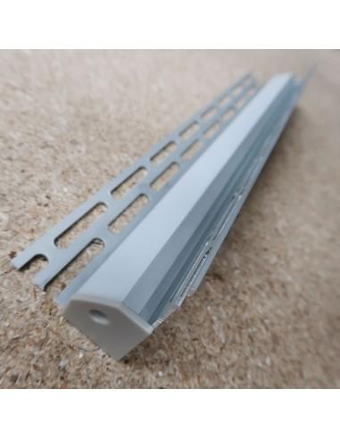 Kachel nach innen LED-Profil L2000 * W44mm * H44mm