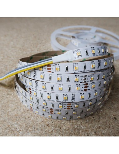 Tunable white LED strip 120 LEDs per meter 14.4W