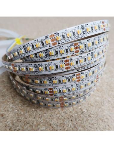Tunable white LED strip