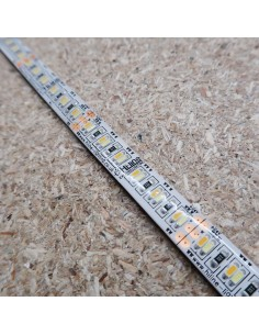 Dynamic white LED strip IP65 24V