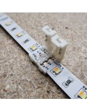 10mm tuneable strip to strip solderless Connector (3 pin) pack of 5