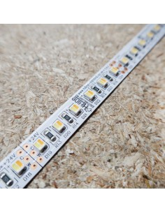 Tunable white LED strip 2in1 LEDs x 120 per meter 19.2W