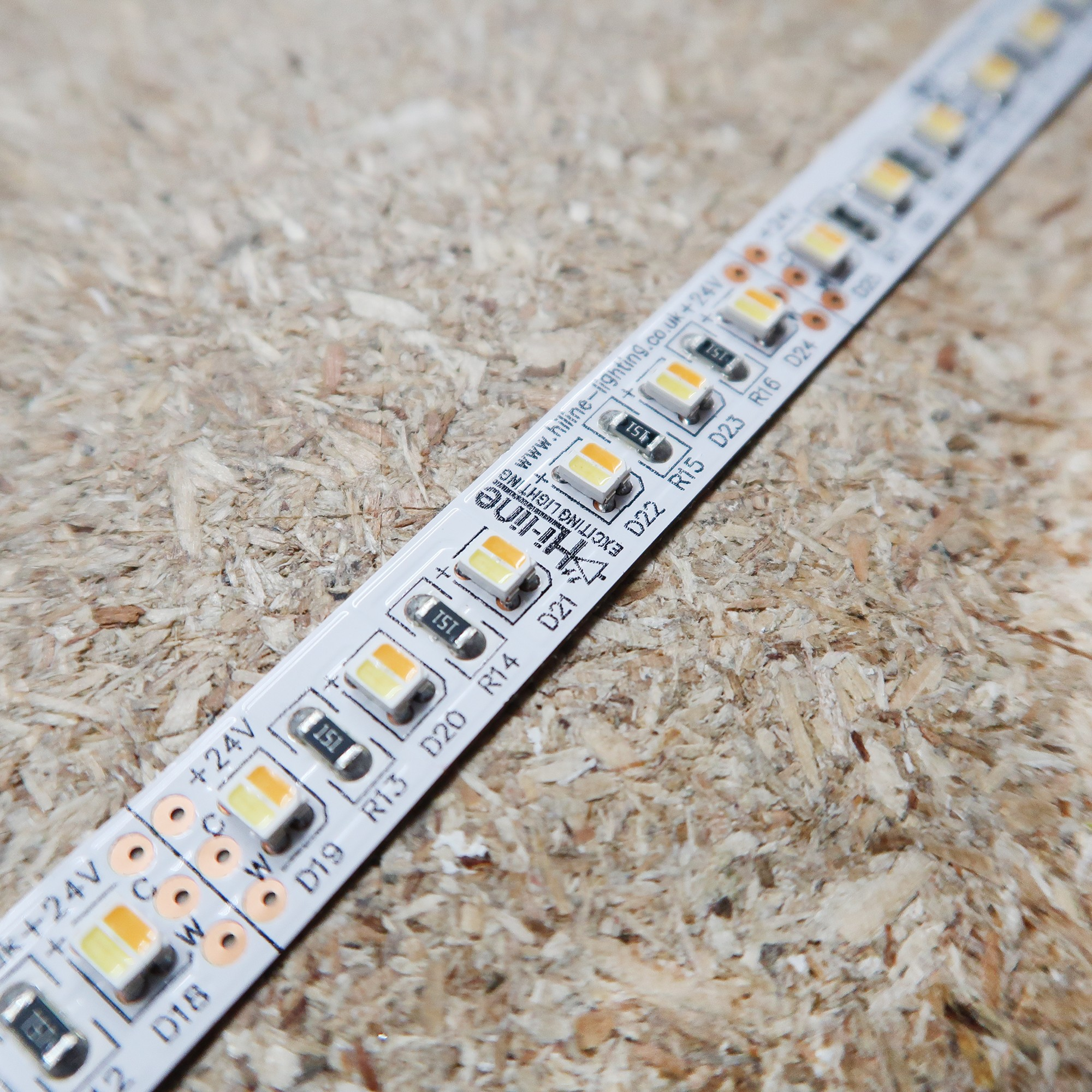 2in1 Tunable white led strip