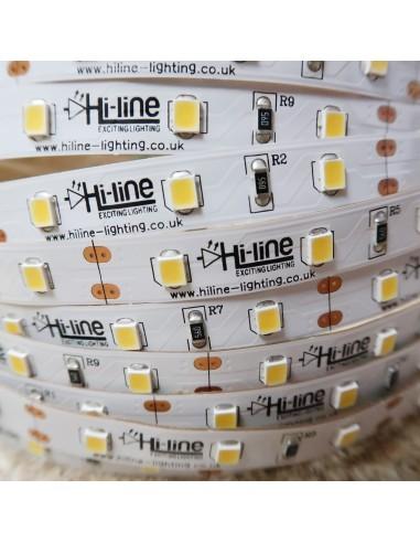 12V natürlicher weißer LED Streifen 14.4W / m IP00-CRI80-SMD2835