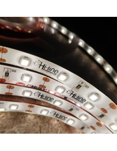 12V Natural White LED Strip 14.4W/m- IP65-CRI80-SMD2835