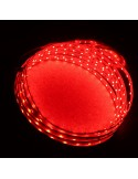 Red LED Strip 24V 4.8W/mIP00-8mm wide-5m roll-SMD3528