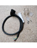 Side-Exit Cable for Neon Flex LED Strip