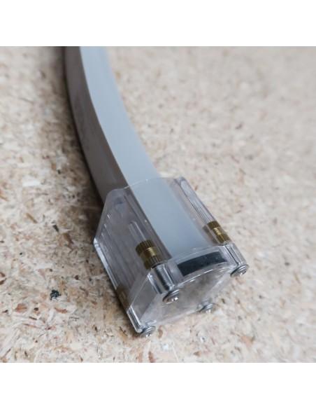 Endkappe für Neon Flex LED Streifen IP65
