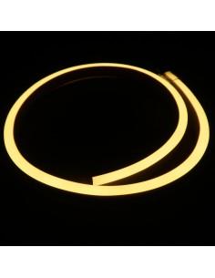 Red LED NEON FLEX 24V IP68 10x20mm (Sold Per Metre)