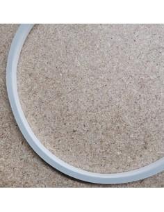 Orange LED Neon Flex 24V IP68 10x20mm (Sold Per Metre)