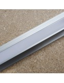 Vertieft Drive-Over IP68 Led Aluminiumprofil L2000 * W69mm * H65mm
