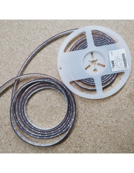 IP67 Natural White LED Strip 24V 4.8W/m