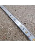 IP67 5m Warm White LED Strip 24V 14.4W/m