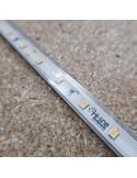 IP67 5m Natürliches Weiß LED Streifen 24V 14,4 W / m