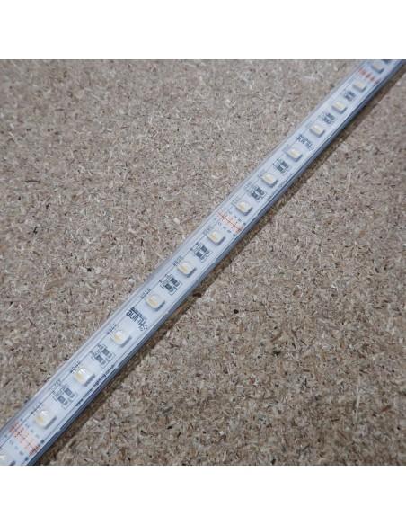 10m IP67 RGBW LED Strip RGB+NW 24V-14.4W/m