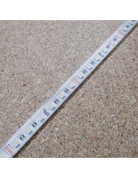 IP67 10m RGBW kaltes weißer LED-Streifen 24V-14.4W / m