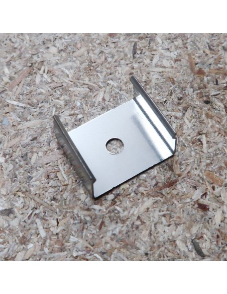Metallclip für HL-ALU002 (Standard LED Profilserie)