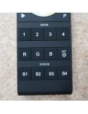 RGB+TW LED Remote control