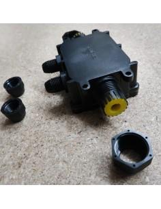 Wasserdichter IP68-Anschluss