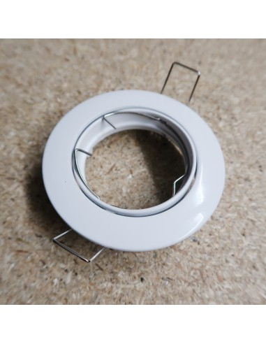 Ceiling Mount for RGBW MR16 LED downlight module (White)