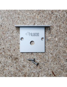 Open End Cap for HL-4938WN31 (Recessed LED Profile)